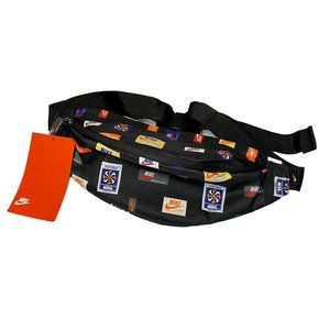 Nike Heritage Printed Tags Fanny Pack CQ6300-010